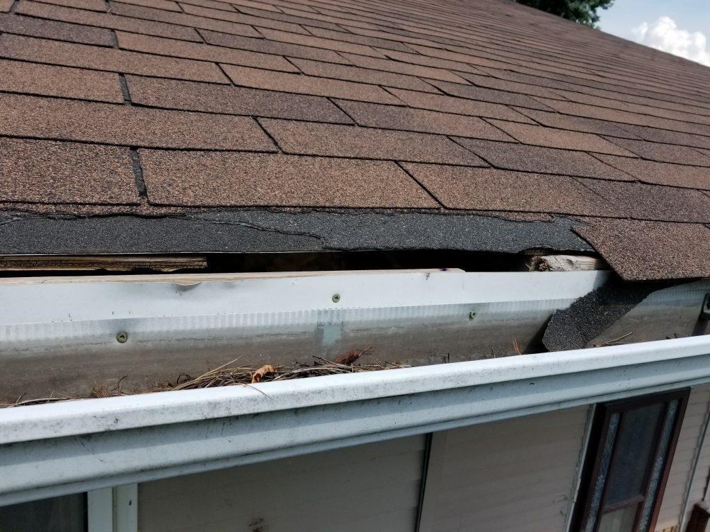 roofline gap